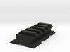 VZ61 Upper Picatinny Rail 3d printed