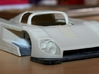 Toyota Eagle MkIII mid tub & wheel well exit, 1/24 3d printed