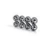5Z FN01-R Hot Wheels Rims 3d printed