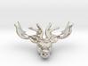 Mistletoe Reindeer Pendant/ Ornament 3d printed