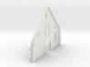 HORelM0132 - Gothic modular church 3d printed