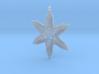 Snowflake C 3d printed