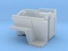 L900 Short hood fender & fuel tank 3d printed