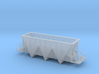 Aggregate Gondola Car - HOscale 3d printed