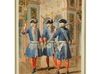french Louis XV pikeman 75mm 3d printed