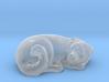 1/24 Dog Sleeping for Diorama 3d printed