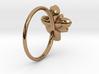 Wild Rose Ring 3d printed