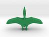 Dino Meeple, Pterosaur 3d printed