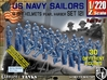 1/220 USN Pearl Harbor set 121 3d printed