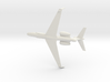 1/200 Gulfstream G550 CAEW 3d printed