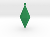 Plumbob Ornament 3d printed