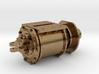tender air brake cylinder 3d printed
