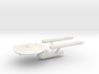 3125 Scale Fed Classic Galactic Survey Cruiser WEM 3d printed
