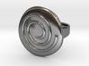 Vortex round ring 3d printed