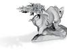 Rhino Rider 4'' tall 3d printed