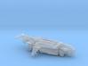 ISA_Dropship 3d printed