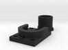 SCUBA - Regulator Dust Cap And Regulator Support 3d printed