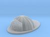 Printle Thing Fireman Hat - 1/24 3d printed