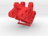 Articulated Mata Foot kit 3d printed