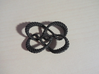 Symmetrical knot (Rope) 3d printed
