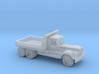 1/87 Scale Diamond T Dump Truck 3d printed