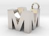MM Monogram  [pendant] 3d printed