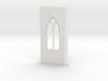 shkr029 - Teil 29 Seitenwand mit Fenster gotisch V 3d printed