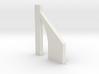 shkr060 - Teil 60 Stützmauerpfeiler breit durchbro 3d printed