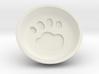 Cat soy sauce dish 3d printed