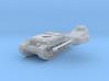 1/144 Turan III basic 3d printed