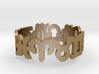 Zodiac Ring Fat 3d printed