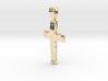 Christian cross 3d printed