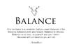 Balance  3d printed