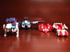 Electro-Burst Rifles for TR Wingspan 3d printed all clones with weapons
