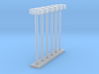 1:50 Sledge Hammers Pack of Six.  3d printed