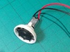Perfect Grade Falcon, 1:72, motorizable fans FUD 3d printed The motor in place