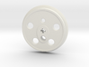 XXL Disc Driver - Small Counterweight 3d printed