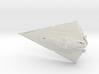 Resurgent-class Star Destroyer 1:20000 3d printed