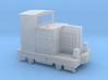 009 Motor Rail Simplex body 3d printed