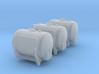 SET 3x Ddihkr 642 Behälter (N 1:160) 3d printed