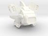 Warbot Drone Gunship 3d printed