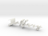 3dWordFlip: Jeffery/Mulikin 3d printed