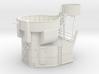 Best Cost 1/48 USN Fletcher Stern Bridge 3d printed
