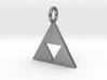Zelda triforce 3d printed