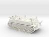 Japanese Soko Sagyo Ki - Pioneer Tank WWII 1/100 3d printed