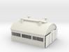 LM76 Engine Shed 3d printed