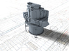 "1/72 Royal Navy Leander Class 6"" Director 3d printed 3d render showing product detail"
