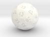 d43 oddball die 3d printed