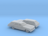 1/160 2X 1976 Chevrolet Impala Station Wagon 3d printed