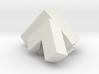 Sydler pi/4 polyhedron 3d printed